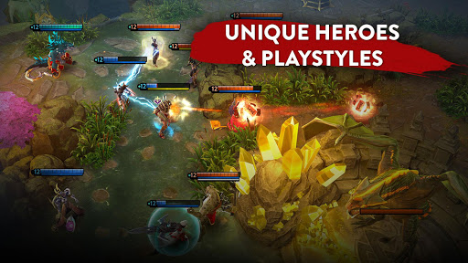 Vainglory 4.13.4 (107756) Screenshots 19