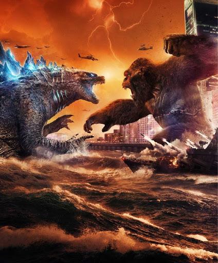 Godzilla vs Kong Wallpaper App 2021 1.0 screenshots 2