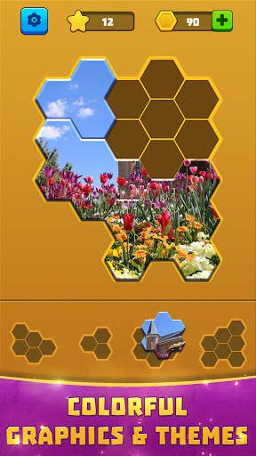 Hex Block Jigsaw 1.5.0 screenshots 4