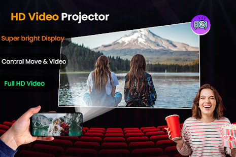 Image For Live HD Video Projector Simulator Versi 1.0 4