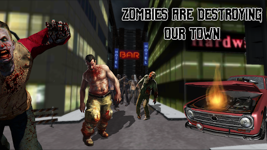 Zombie Street Fighting Championship 2018 Hack Online [Android & iOS] 1