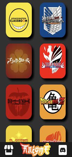 Anigmu00e9 - Quizz Anime et Manga apkpoly screenshots 2