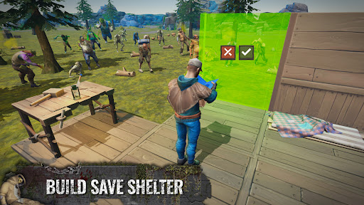 Days After: Zombie survival games. Post apocalypse  screenshots 2
