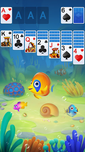 Solitaire 3D Fish 1.0.3 screenshots 1