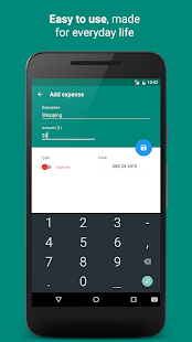 EasyBudget - Personal budget planning made simple