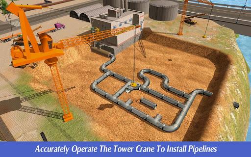 Crane Simulator 2.2 screenshots 1