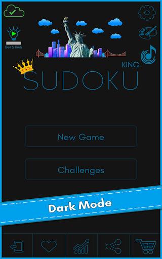 Sudoku Kingu2122 - Free Classic Sudoku puzzles 1.2 screenshots 15