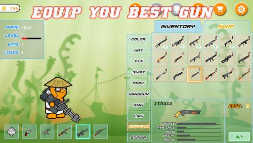 Gun Fight Online:Stick Bros Combat VS Mode  screenshots 9