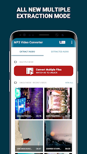 MP3 Video Converter – Extract music from videos (PREMIUM) 3.5 Apk 1