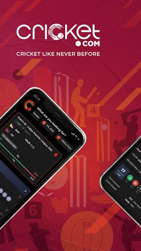 Cricket.com - Live Score, Match Predictions & News screenshot