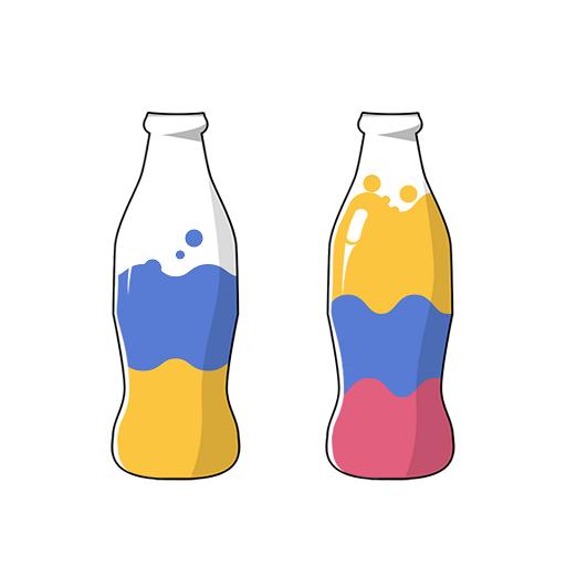 Liquid Sort - Water Color Puzzle