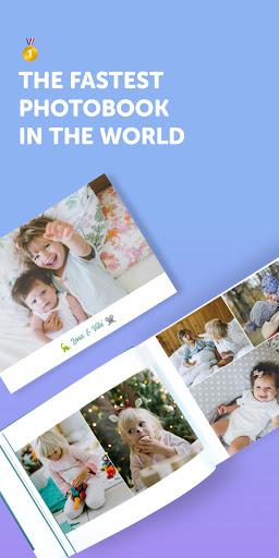 Journi Print: Photo Books & Polaroid Pics Fast! 1.20.4 screenshots 1