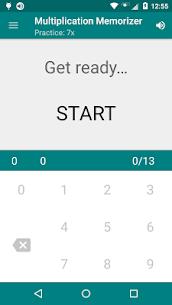 Free Multiplication Memorizer 4