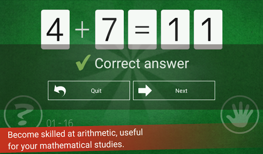 Math Puzzle (Calculation, Brain Training Apps)  screenshots 8