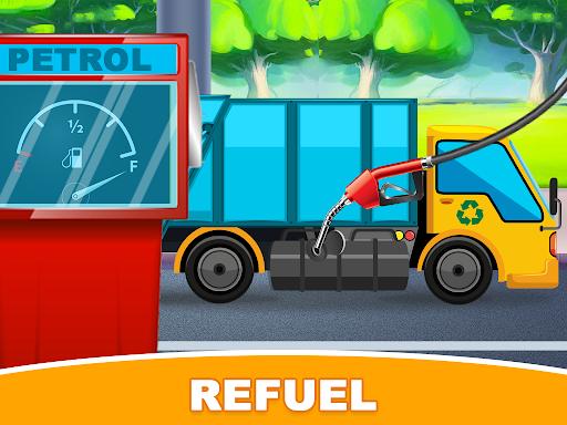 Construction Trucks & Vehicles : Build House Apkfinish screenshots 6