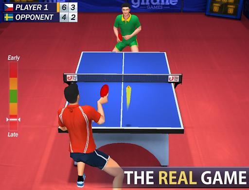 Table Tennis 2.1 screenshots 2