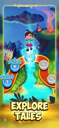 Fancy Blast: Puzzle in Fairy Tales  screenshots 2