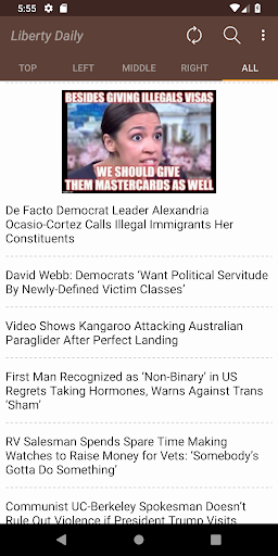 Liberty Daily  Screenshots 1