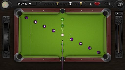 8 Ball Light - Billiards Pool screenshots 1