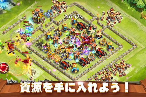 Castle Clashuff1au30aeu30ebu30c9u30edu30a4u30e4u30eb 1.7.4 screenshots 2