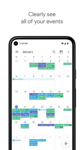 Google Calendar apktram screenshots 6