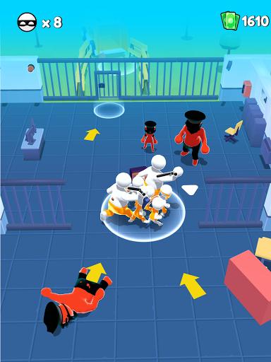 Prison Escape 3D - Stickman Prison Break android2mod screenshots 9