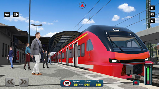 City Train Driver Simulator 2019: Free Train Games 4.4 Screenshots 2