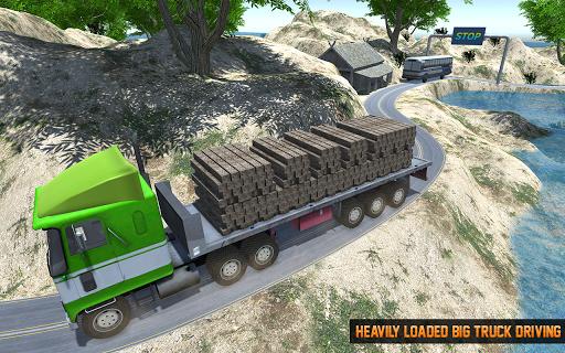 Cargo Truck Offroad Driving Simulator 2020 1.0.2 screenshots 4