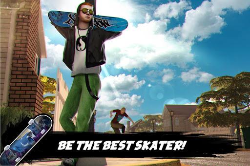 true skateboarding ride skateboard game freestyle screenshot 1