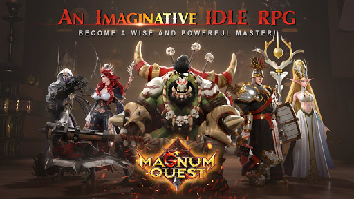 Magnum Quest screenshots 1