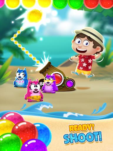 Bubble Shooter - Beach Pop Games 3.0 screenshots 19