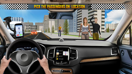 Taxi Simulator : Modern Taxi Games 2021 1.0.1 screenshots 1