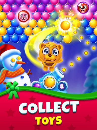 Christmas Games - Bubble Shooter 2020 2.9 screenshots 11