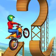 Bike Racing Multiplayer Games: Bike Stunt Games