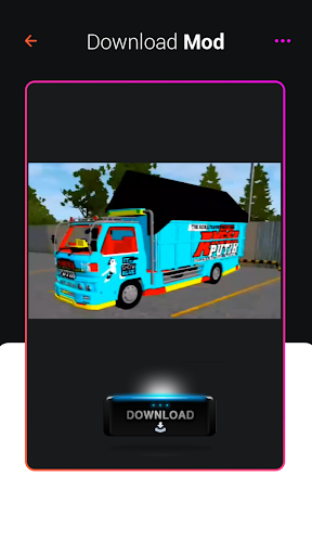 Mod Truck Angsa Putih  Screenshots 4