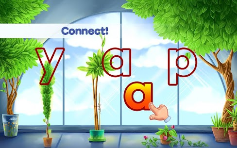Alphabet Learning Games: ABC Tracing and Phonics 4