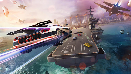 Asphalt 8 - Jeu de course screenshots apk mod 3