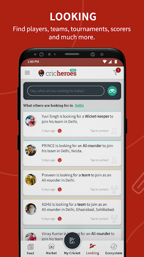 Cricket Scoring App | Live Score - CricHeroes apktram screenshots 7