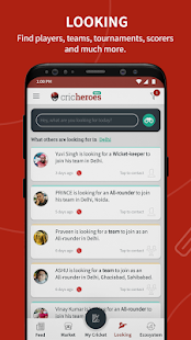 Cricket Scoring App | Live Score - CricHeroes