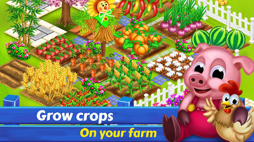 Big Little Farmer Offline Farm- Free Farming Games modavailable screenshots 4