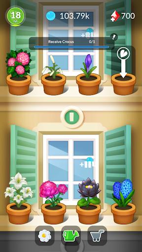 FlowerBox: Idle flower garden  screenshots 1