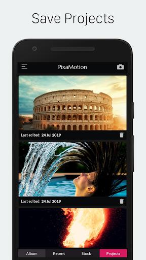 PixaMotion Loop Photo Animator & Photo Video Maker