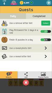 Pictoword: Fun Word Games & Offline Brain Game 1.10.18 Screenshots 4