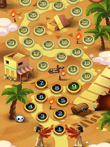 Doubleside Mahjong Cleopatra 2.9 screenshots 10