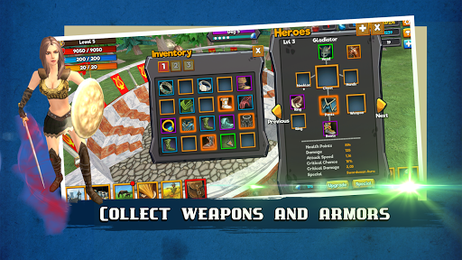 Grow Kingdom: Tower Defense Strategy & RPG Game 1.0 screenshots 3