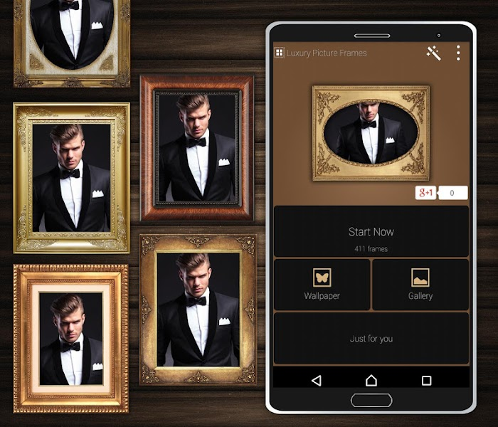 Luxury Picture Frames