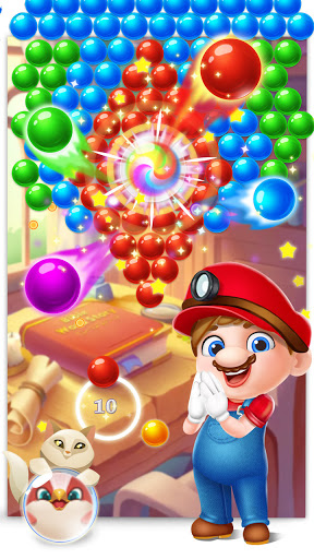 Bubble Shooter screenshots apkspray 3