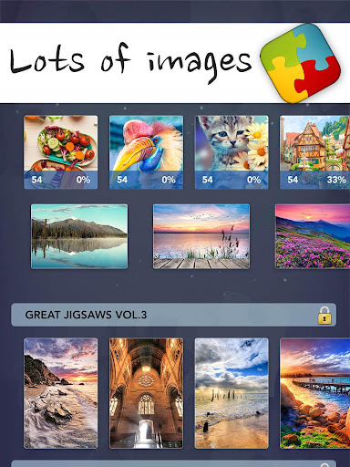 Jigsaw Puzzle HD - play best free family games  screenshots 15