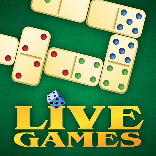 Dominoes LiveGames - free online game