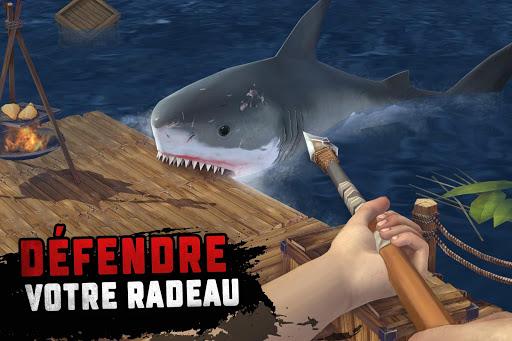 Code Triche Raft Survival: Survie sur un radeau - Nomad (Astuce) APK MOD screenshots 2